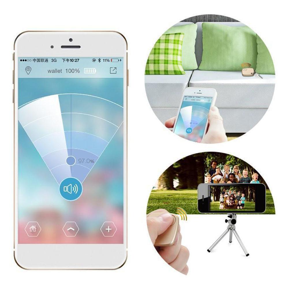 Wireless Bluetooth Anti-Lost Finder Keychain