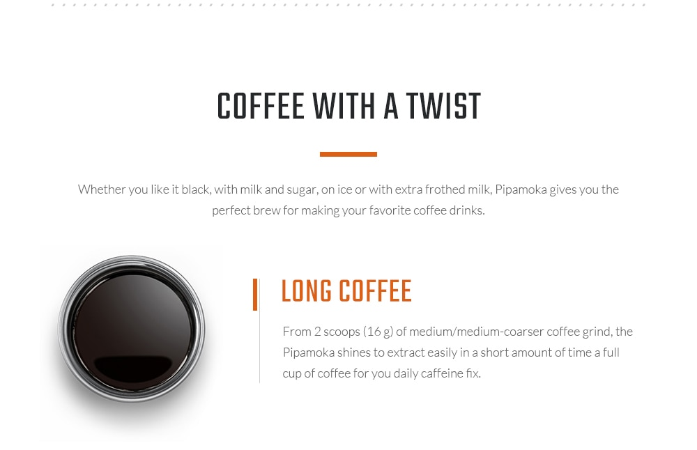 All-in-One Vacuum Pressured Portable Travel Coffee Maker