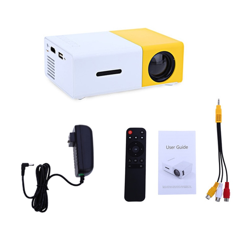 Mini Pocket LED Projector